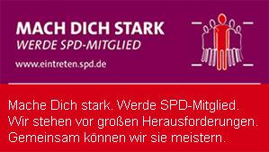 Mitmachen in der SPD